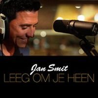 Cover Jan Smit - Leeg om je heen [2013]